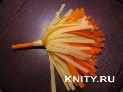 Как можно использовать картонные катушки от ниток