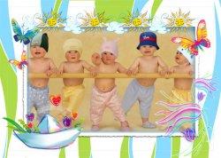 Основы вязания детских шапок