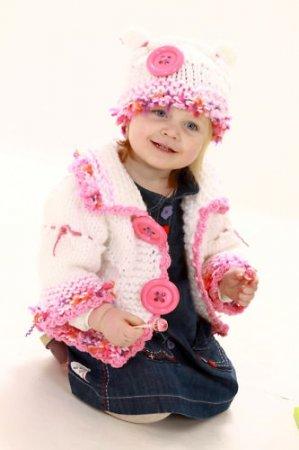 Вязаные модели для детей