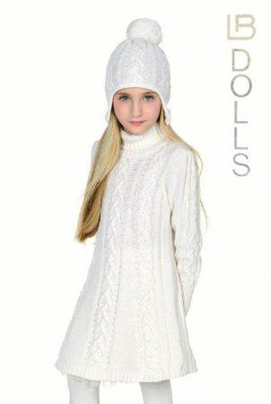 Детская вязаная мода осень-зима 2012-2013 от Лауры Биаджотти