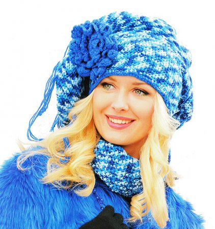 Как выбрать вязаную шапку